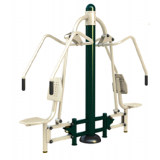 FP-G2SCPS FP Double Seated Chest Press Station