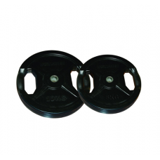 Olympic size Rubberized Weight Plates
