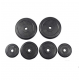 Regular Size Rubberized Weight Plates